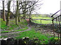 SE0522 : Permissive bridleway from the disused railway to Long Lane by Humphrey Bolton