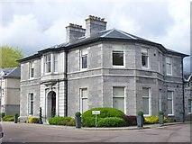NJ9304 : Aberdeen - Granite Villa by Colin Smith