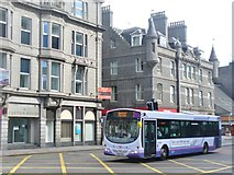 NJ9406 : First Bus Aberdeen by Colin Smith