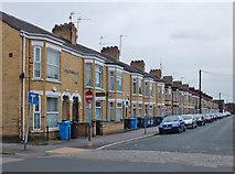 TA0831 : Walgrave Street, Kingston upon Hull by Bernard Sharp
