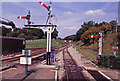 TQ3729 : Horsted Keynes Station, Bluebell Railway by Stephen McKay