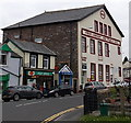 SN9903 : Post Office and Community Hall, Trecynon by Jaggery
