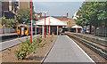 TQ2475 : Putney Station, 1990 by Ben Brooksbank