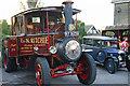 SK9579 : Steam in Scampton by Jo Turner