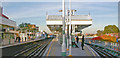 TQ2475 : Putney Bridge Station, looking towards Earls Court by Ben Brooksbank