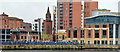 J3475 : CQ1, City Quays site, Belfast - May 2014(1) by Albert Bridge