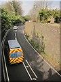 ST5477 : Kings Weston Road by Derek Harper