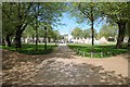 ST5872 : Queen Square, Bristol by Philip Halling