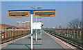 TQ3576 : Queen's Road, Peckham station by Ben Brooksbank
