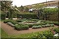 TQ3383 : Knot garden, Geffrye Museum by Julian Osley