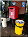 TM4291 : Morrisons Supermarket Postbox by Adrian Cable