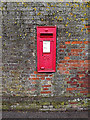 TM4289 : Blyburgate George V Postbox by Adrian Cable