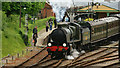 TQ3729 : Bluebell Railway - 'Southern at War' Weekend 2014 by Peter Trimming