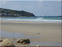 SW3526 : Sennen Beach by Rod Allday