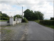 H2095 : Raphoe to Killygordon road by Richard Webb