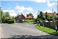 TF9828 : Stibbard village hall by Evelyn Simak