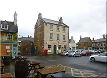 SP8699 : Uppingham Post Office by Mike Faherty