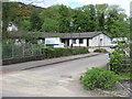 NR8668 : Tarbert Health Centre by M J Richardson