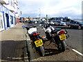 C8138 : Motorbikes, Portstewart by Kenneth  Allen