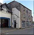 SM9515 : Quay Street Dental Centre, Haverfordwest by Jaggery