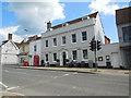 SU5832 : Charters Estate Agents, Alresford by Paul Gillett