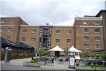 TQ3780 : Port East, Converted Warehouse, West India Docks by N Chadwick