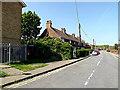 TM4290 : Common Lane & Common Lane Postbox by Geographer