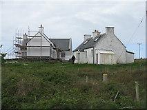 NR3795 : Houses at Upper Kilchattan by M J Richardson
