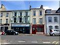 H2344 : Corrys Chemist / Kelley's Barber Shop, Enniskillen by Kenneth  Allen