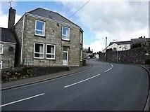 SW9656 : Fore Street, Nanpean by David Gearing