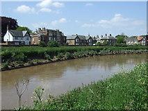 TF4509 : The River Nene, WIsbech by JThomas