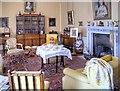 SJ7481 : The Yellow Drawing Room at Tatton Hall by David Dixon