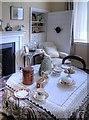SJ7481 : The Housekeeper's Sitting Room, Tatton Hall by David Dixon