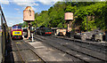 SO7975 : Coming into Bewdley Station by David P Howard