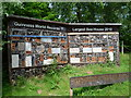 TQ5156 : Guinness World Record holder - The World's largest bee house by Marathon