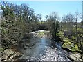 NS5086 : Endrick Water from Gartness Bridge by Lairich Rig
