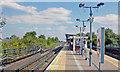 TQ1085 : Ruislip Gardens station by Ben Brooksbank