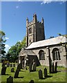 SX3067 : Church, St Ive by Derek Harper