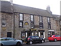 NO2507 : 'The Bruce' inn and 'The Rowan Tree' restaurant by Stanley Howe
