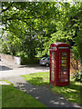 SK5025 : K6 telephone kiosk, Sutton Bonington by Alan Murray-Rust