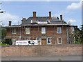 SK5025 : The Hall, Sutton Bonington by Alan Murray-Rust