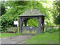 SK5226 : Lych Gate, St Helena's Church, West Leake by Alan Murray-Rust