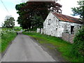 H4766 : Old farm building along Drumconnelly Road by Kenneth  Allen
