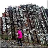 C9444 : County Antrim - Giant's Causeway - Grand Causeway (East Side) by Suzanne Mischyshyn