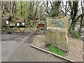 SX2453 : Entrance to Kilminorth Woods by Tony Atkin
