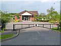 SK5122 : Normanton Village Hall by Alan Murray-Rust
