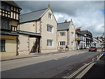 ST0207 : Cullompton: towards the Walronds by Martin Bodman