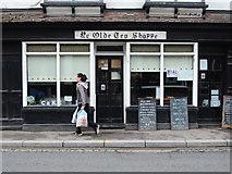 ST0207 : Cullompton: Ye Olde Tea Shoppe by Martin Bodman