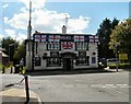 SJ8289 : Farmers Arms from Moor End by Gerald England