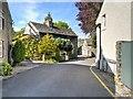 SK1582 : Castleton, Back Street by David Dixon